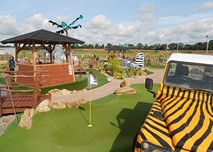 Adventure Golf from City Golf Europe at Congo Rapids