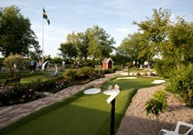 Adventure golf from City Golf Europe