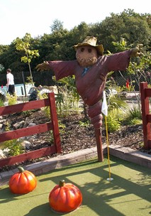 Scarecrow from City Golf Europe