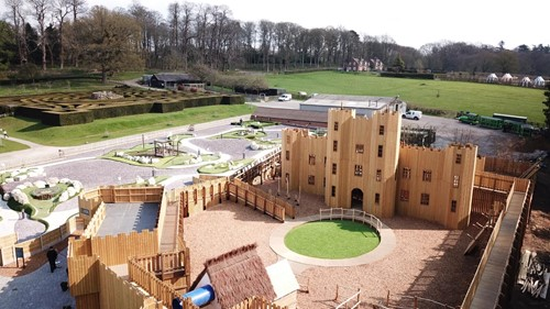 Leeds Castle Adventure Golf